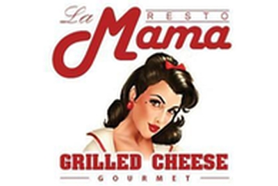 La Mama Grilled Cheese
